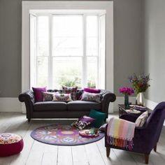 Best 1000 Images About Salas Coloridas On Pinterest Purple 400 x 300