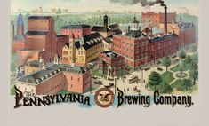 Pennsylvania Brewing Company.  Pittsburgh's oldest and largest brewery, Penn is housed in the mid nineteenth-century landmark E&O Brewery Building in the North Side's Deutschtown neighborhood, which was settled by German immigrants.