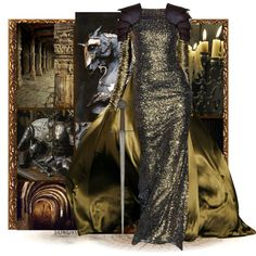 Helm's Deep by asktheravens on Polyvore