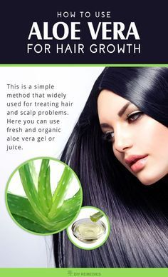 How to use Aloe Vera for Hair Growth: Discover these amazing aloe vera methods for getting rid of hair loss and enhance healthy hair growth to get shiny, beautiful and luminous hair. Aloe Vera Gel For Hair Growth, Aloe Vera For Hair, Hair Growth Tips, Natural Beauty Tips, Natural Hair Care, Natural Hair Styles, Natural Life, Natural Skin, Home Remedies For Hair