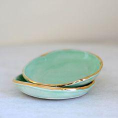 ASSIETTE À BIJOUX Lifestyle, Handmade Ceramic, Plate, Jewerly