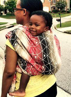 Tekhni Delta Koinonia #tekhniwovens #babywearing #wovenwraps