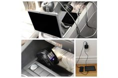 LED Dual USB 2 in 1 Wall/Car Charger - 2 Colors!