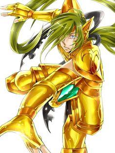 Tags: Anime, Saint Seiya Omega, Clock Tokisada, Gold Saints - Omega, Hanamaki (Pixiv1753257)