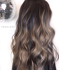 "673 Likes, 17 Comments - Mane Interest (@maneinterest) on Instagram: ""Sunkissed brunette hair goals. Color by @colorbyashley  Cut and style by @jenniehairartist  #hair…"""