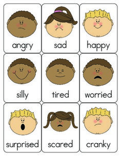Lanie's Little Learners: Preschool Feelings ThemeFeelings. Lanie's Little Learners: Preschool Feelings Theme Feelings Preschool, Feelings Activities, Preschool Lessons, Preschool Classroom, Preschool Learning, Preschool Activities, Teaching Emotions, Friendship Theme Preschool, Home School Preschool