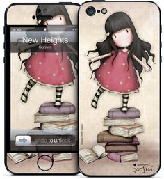 New Heights by Gorjuss for iPhone 5