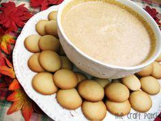 The Craft Patch: Creamy Pumpkin Dip