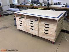 Ultimate DIY Workstation Plans - Rogue Engineer 7