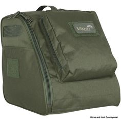 Viper Tactical Boot Bag - Green The Viper Tactical Boot Bag is suitable for most boots and is made using 600D Cordura