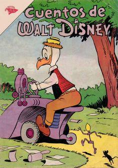 Cuentos de walt disney nº 289 1963 lacospra