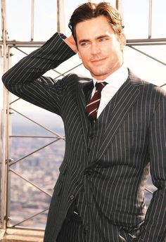 Image result for neal caffrey suits