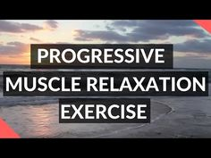 Progressive Muscle Relaxation for Caregivers
