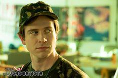 Websérie A Vida \o/ de Lucas Batista - Eric de soldado no Episódio 8