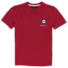 Ben Sherman | Ben Sherman Basic Core Tee Junior Boys | T Shirts