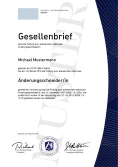 лучшие изображения 90 на доске Ihk Gesellenbriefe Einfach Online