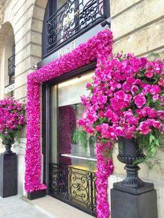 33 Ideas For Wedding Decorations Reception Entrance Flower Deco Floral, Arte Floral, Floral Design, Stone Bridesmaid Dress, Bridesmaid Dresses, Wedding Bridesmaids, Wedding Reception Entrance, Wedding Ceremony, Flower Shops