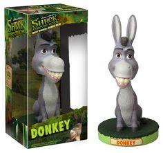 Funko Shrek Donkey Wacky Wobbler http://popvinyl.net #funko #funkopop #popvinyls