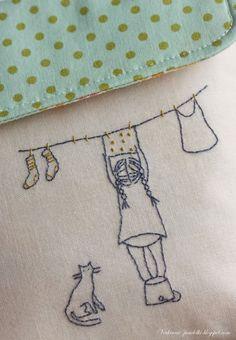 Вечерние посиделки: Маленькие помощницы / Little helpers