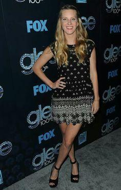 Heather Morris @ The Glee 100th Episode Celebration