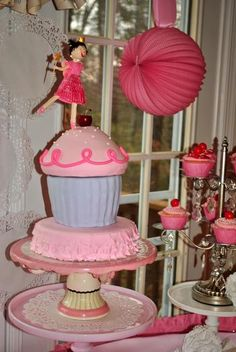 Pinkalicious Birthday Party Ideas