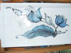 bouquet de tulipes ma réalisation