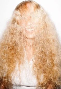 Foto: RIP Franca Sozzani. Her incredible contribution to fashion will be missed. Photo by Terry Richardson and Katie Grand for Industrie Magazine.