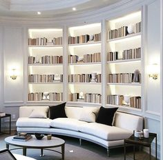 "#livingroom | John Roman on Instagram: ""Great curves @wickedmillwork image via @shaunasstage_ . . . . . . . . ."