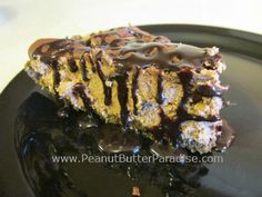 Chocolate Peanut Butter Cheesecake Chocolate Peanut Butter Cheesecake, Peanut Butter Recipes, Snacks, Desserts, Food, Tailgate Desserts, Appetizers, Deserts, Eten