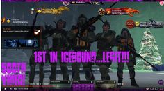 :D Warface NA | 1st in Icebound Legit & 500th video uploaded to YouTube! - i R3KT Gaming