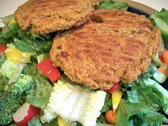 Brooke Bakes : Baked Falafel Veggie Burgers