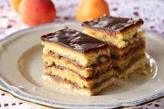 The eccentric Cook: Hungarian Zserbó (Gerbeaud Cake)