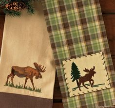 Save - on Cabin Bedding and Cabin Decor at Black Forest Decor, and find lodge bedding and bear accessories for all your rustic decorating ideas! Woodland Decor, Rustic Decor, Kitchen Decor Items, Kitchen Ideas, Rustic Paper Towel Holders, Cabin Kitchens, Dream Kitchens, Country Living Decor, Moose Lodge