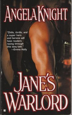 Jane's Warlord By Angela Knight, Paperback, 2004
