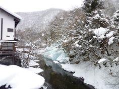 Yunishigawaonsen(Terme)、Tochigi、Japan
