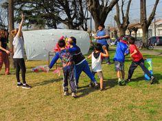 Colectivo Juana Azurduy - imagen - Día de los Niños y Niñas 2015