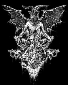 Blasphemy Baphomet and the Bible! Mark Riddick