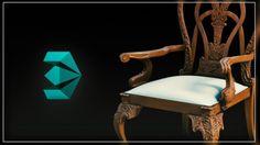 3ds Max Advanced Modeling - Furniture  http://ift.tt/1RSFnQC  #3dsmax #3dstudio #studiomax