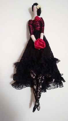 Spanish Tilda Doll