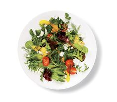 10 Ideas for Green Salads