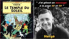 La supercherie des éclipses solaires : L'affaire Hergé !