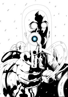 Mr freeze Dc style by Pramodace on DeviantArt Comic Book Characters, Comic Character, Comic Books Art, Comic Art, Comic Movies, Book Art, Batgirl, Catwoman, Harley Quinn