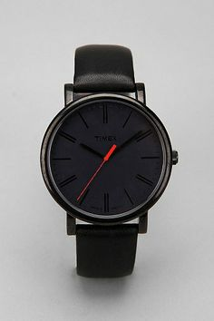 Timex Easy Reader Limited Watch  ( like the face, dont like the strap? )
