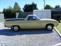 1974 Ford Falcon 500 XB