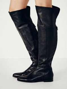 Seychelles Grafton Over the Knee Boot at Free People Clothing Boutique