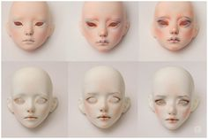 Raw Resin: Face-up Tutorial