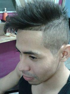 Men's haircut 2014