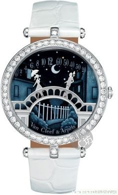romantic watch: a kiss a day...this is cute!