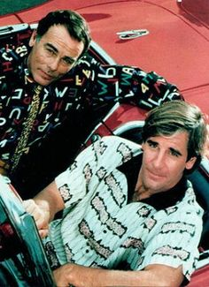 Scott Bakula and Dean Stockwell, Quantum Leap. Leap Movie, Movie Tv, Logan And Jake, Tea Gift Baskets, Dean Stockwell, Quantum Leap, Normal Girl, Teenage Years, Well Dressed Men