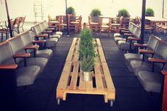 #10 - ROOFNIC BAR June, London, Bar, Plants, Home Decor, Decoration Home, Room Decor, Plant, Home Interior Design